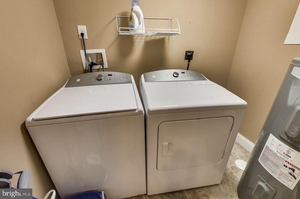 Laundry Room - 2700 FAIRLAWN ST, TEMPLE HILLS