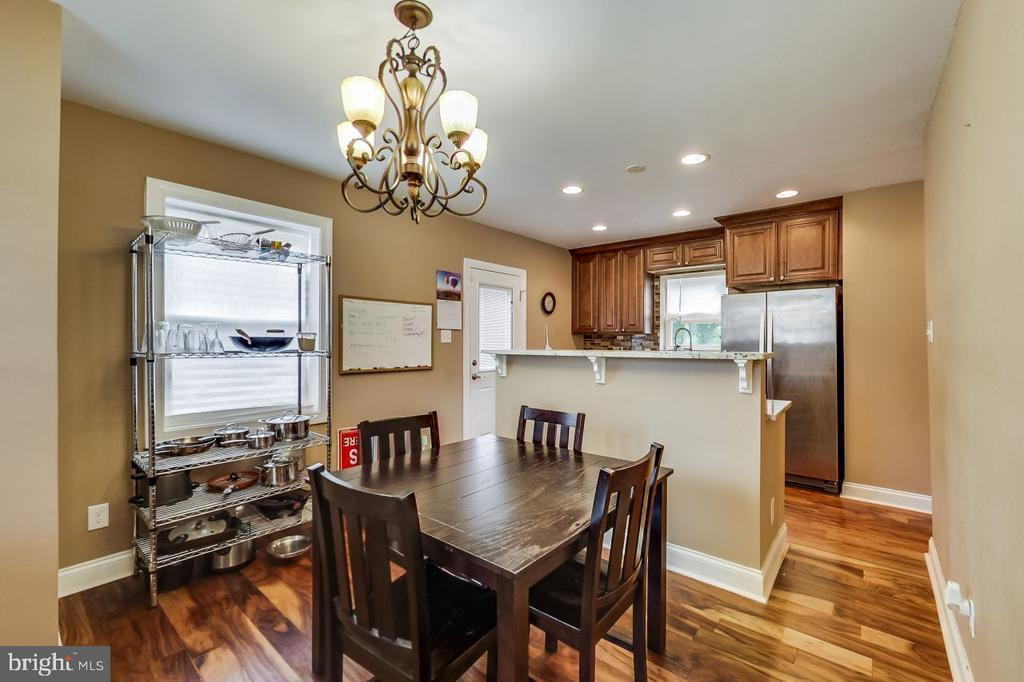Dining Room/Kitchen - 2700 FAIRLAWN ST, TEMPLE HILLS