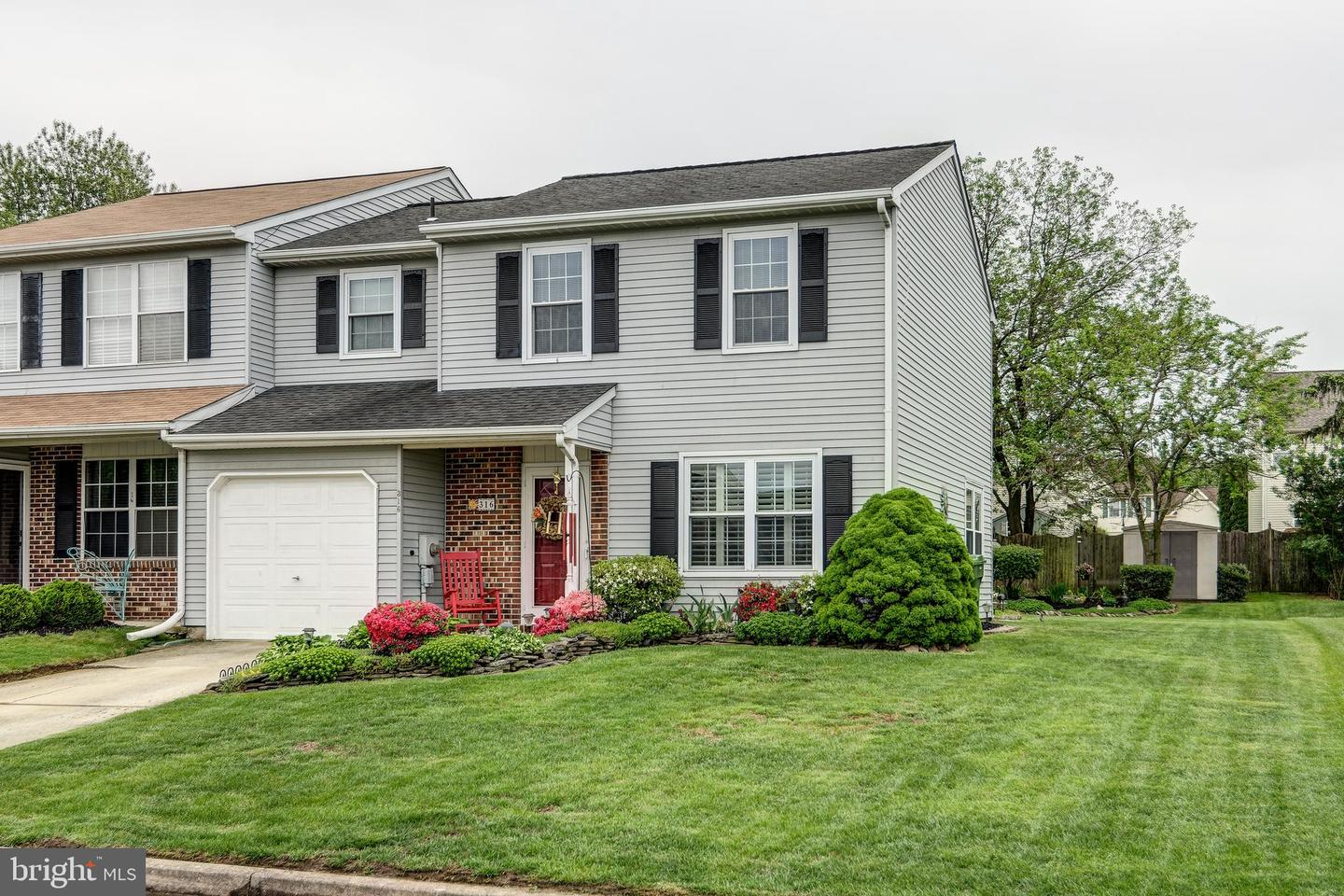 Photo of home for sale at 316 Catalano Lane, Swedesboro NJ