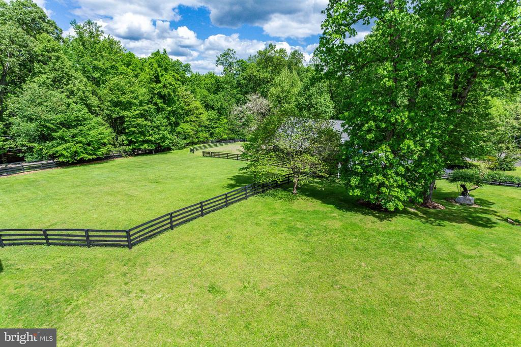 Several paddock fields - 9179 OLD DOMINION, MCLEAN