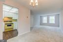 Open Floor-Plan - 2950 S COLUMBUS ST #B1, ARLINGTON