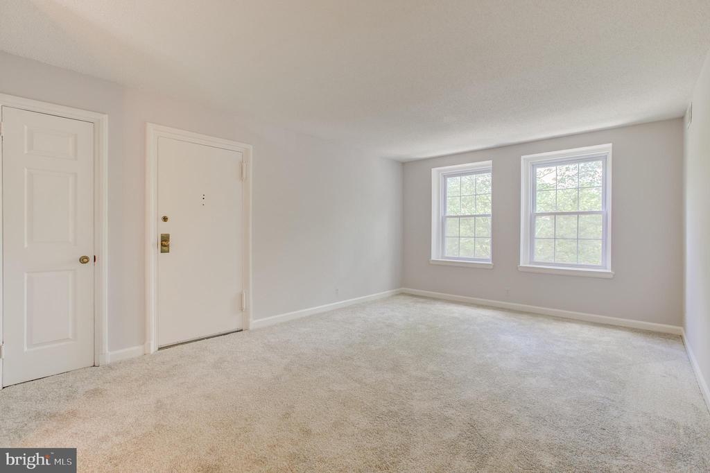 Living Room - 2950 S COLUMBUS ST #B1, ARLINGTON