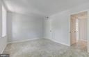 Master Bedroom - 2950 S COLUMBUS ST #B1, ARLINGTON