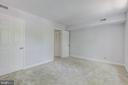 Master BR w/ New Plush Carpet - 2950 S COLUMBUS ST #B1, ARLINGTON