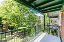 Lovely Large Covered Balcony - 2950 S COLUMBUS ST #B1, ARLINGTON