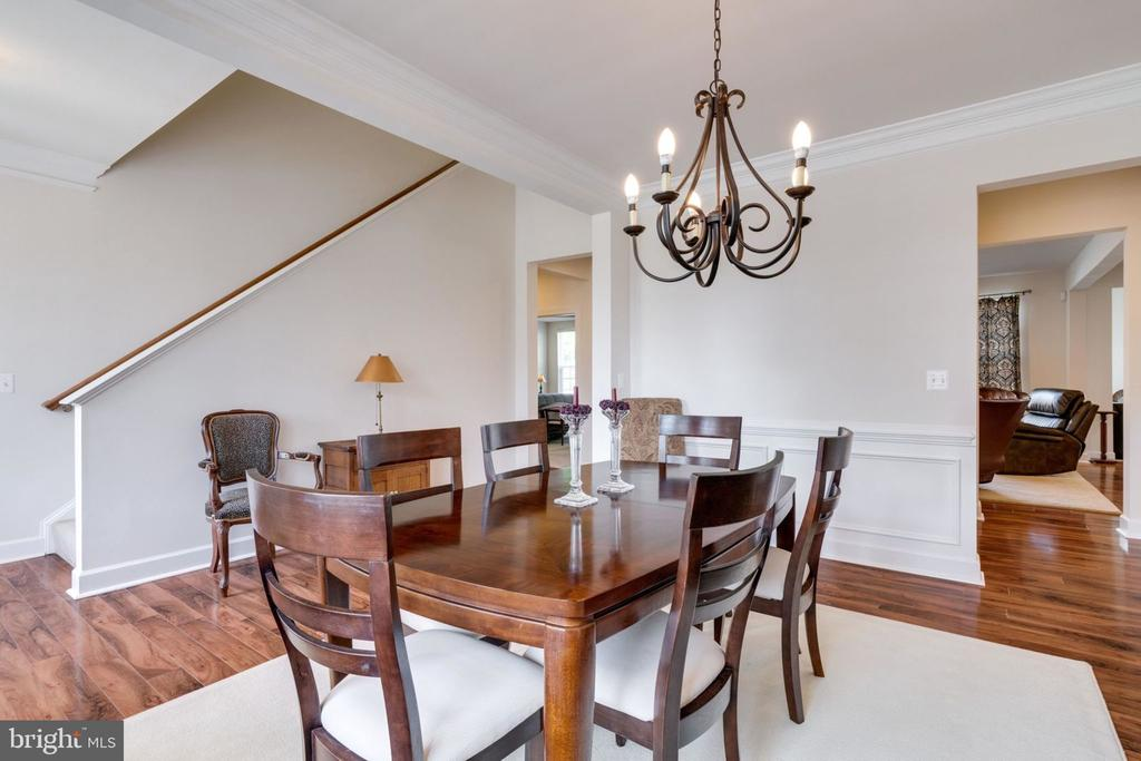 Dining Room - 14 SORREL LN, STAFFORD