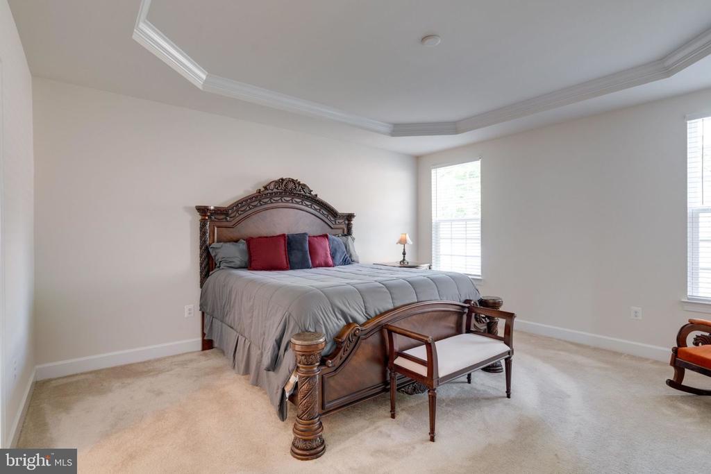Master Bedroom on Main Level - 14 SORREL LN, STAFFORD