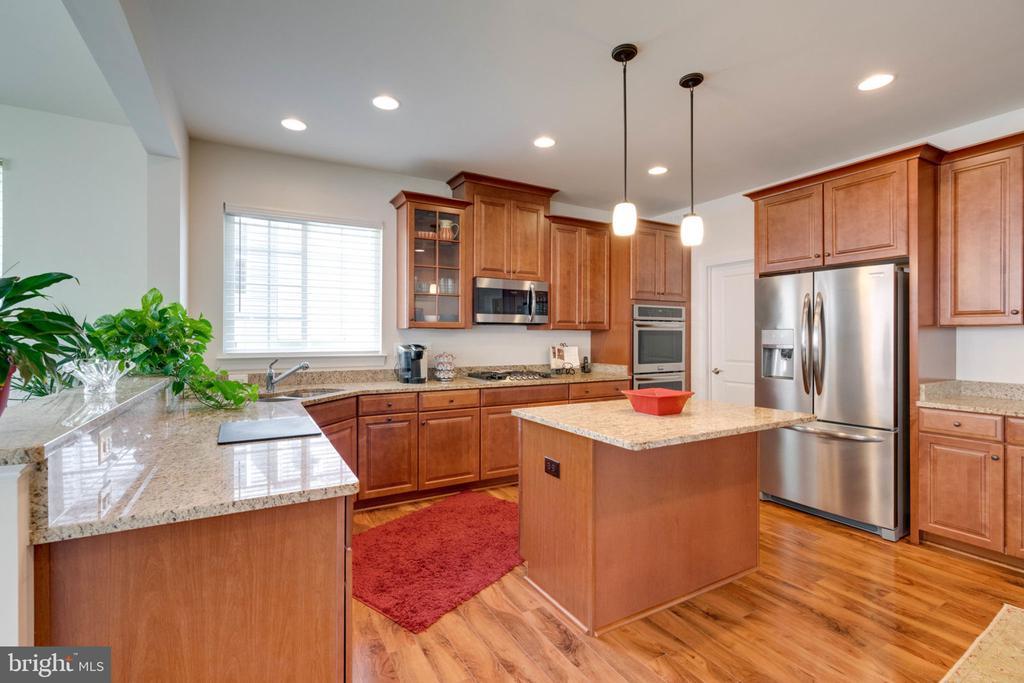Stainless Steel/Hardwood Floors/Granite counters - 14 SORREL LN, STAFFORD