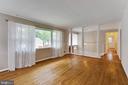 Living Room - 515 N LITTLETON ST, ARLINGTON