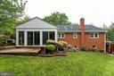 Back Yard - 515 N LITTLETON ST, ARLINGTON