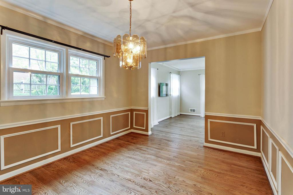 Dining Room - 515 N LITTLETON ST, ARLINGTON
