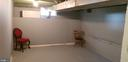 Basement rec room partially finished area - 115 MOUNTAIN AVE, FREDERICKSBURG