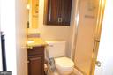 Full bath - 9770 MAIN ST, FAIRFAX