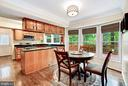 Bright Eat in Kitchen Space - 2330 CLUB POND LN, RESTON