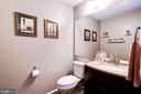 Main  Floor Powder Room - 2330 CLUB POND LN, RESTON