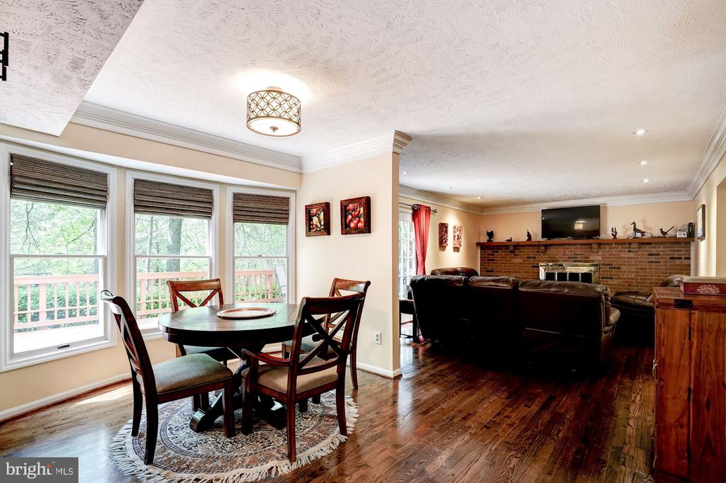 Open Floor Plan - 2330 CLUB POND LN, RESTON
