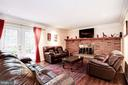Hardwood Floors- Family Room - 2330 CLUB POND LN, RESTON