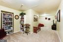 Lower Level Rec Room - 2330 CLUB POND LN, RESTON