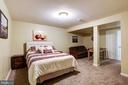 Lower Level Bonus Room- Carpet - 2330 CLUB POND LN, RESTON