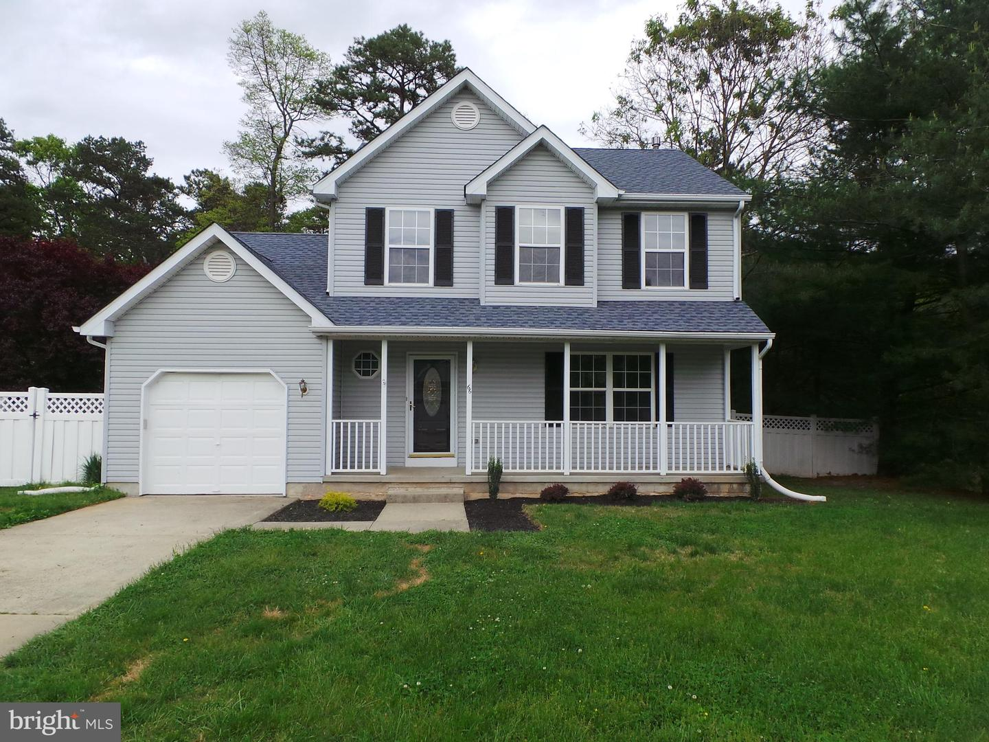 Single Family Home for Sale at Pine Hill, New Jersey 08021 United States