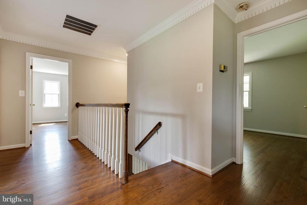 Upstairs hallway - 23210 DOVER RD, MIDDLEBURG