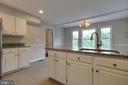 Lots of natural light in kitchen - 23210 DOVER RD, MIDDLEBURG