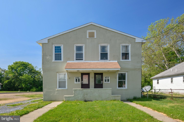 Quadraplex pour l Vente à Paulsboro, New Jersey 08066 États-Unis