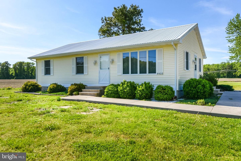 Single Family Homes 용 매매 에 Showell, 메릴랜드 21862 미국