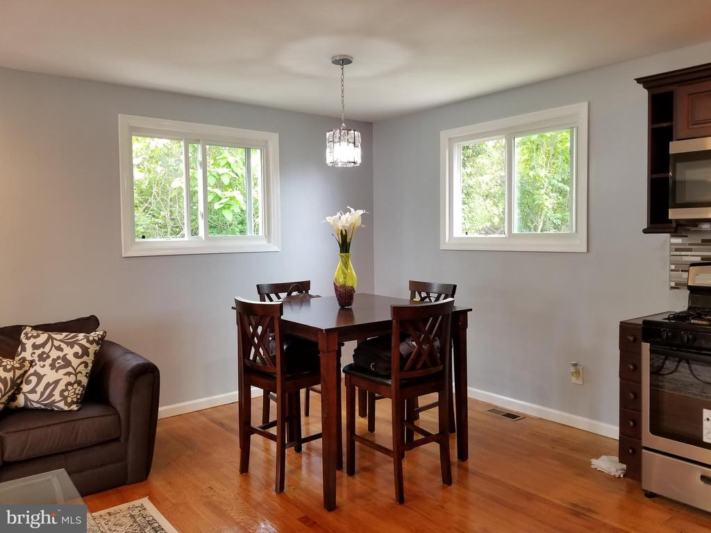 Dining area - 508 69TH PL, CAPITOL HEIGHTS