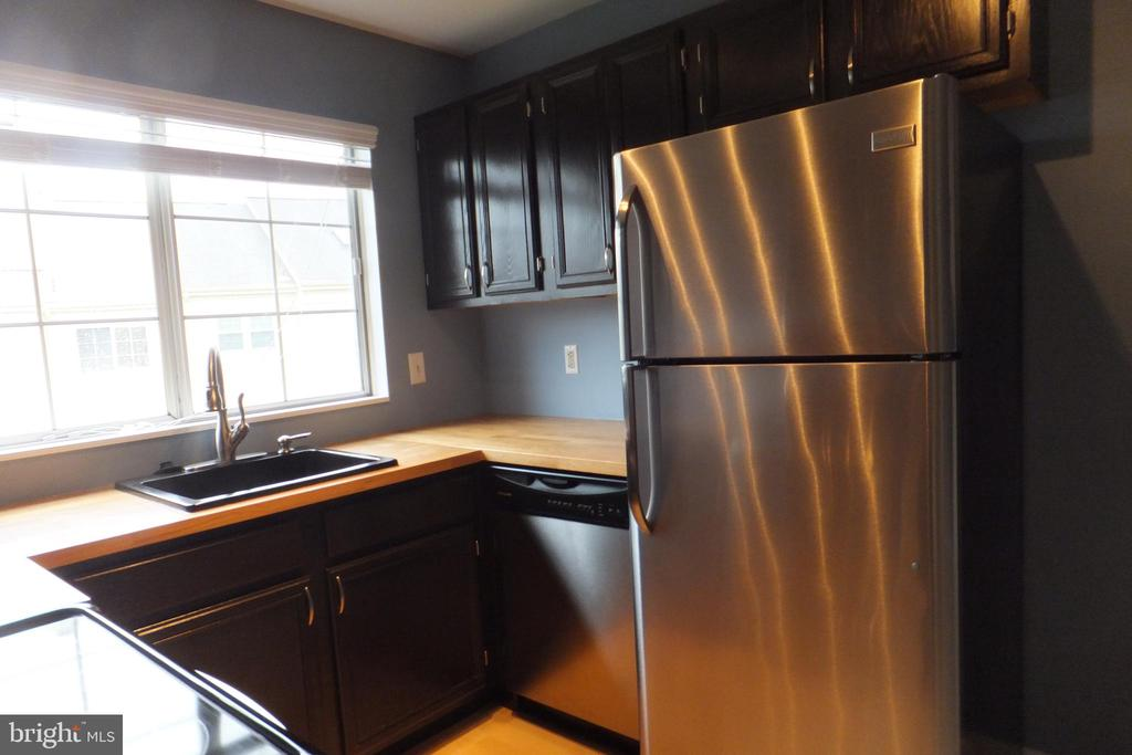 Updated stainless dishwasher and refrigerator - 1134 HUNTMASTER TER NE #302, LEESBURG