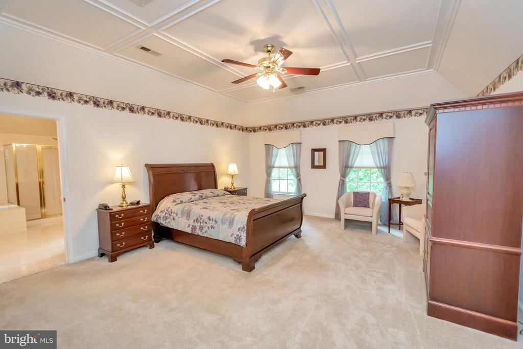 Master is large and comfortable - 11325 FAWN LAKE PKWY, SPOTSYLVANIA