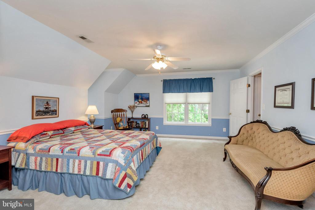 Bonus room bedroom - 11325 FAWN LAKE PKWY, SPOTSYLVANIA