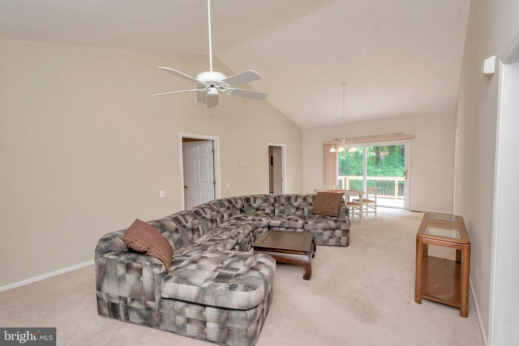 Full Family room in Second house - 11325 FAWN LAKE PKWY, SPOTSYLVANIA