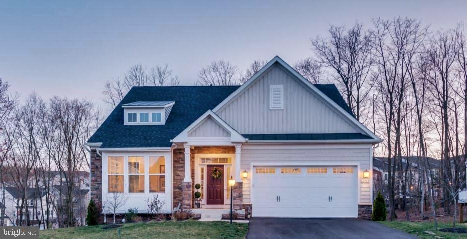 Curb appeal - 12472 SOUTHINGTON DR, WOODBRIDGE