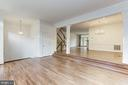 BRIGHT AND SPACIOUS LR AND DR - 8033 KIDWELL HILL CT, VIENNA