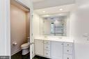Double Vanity and Separate Water Closet in MBA - 8033 KIDWELL HILL CT, VIENNA