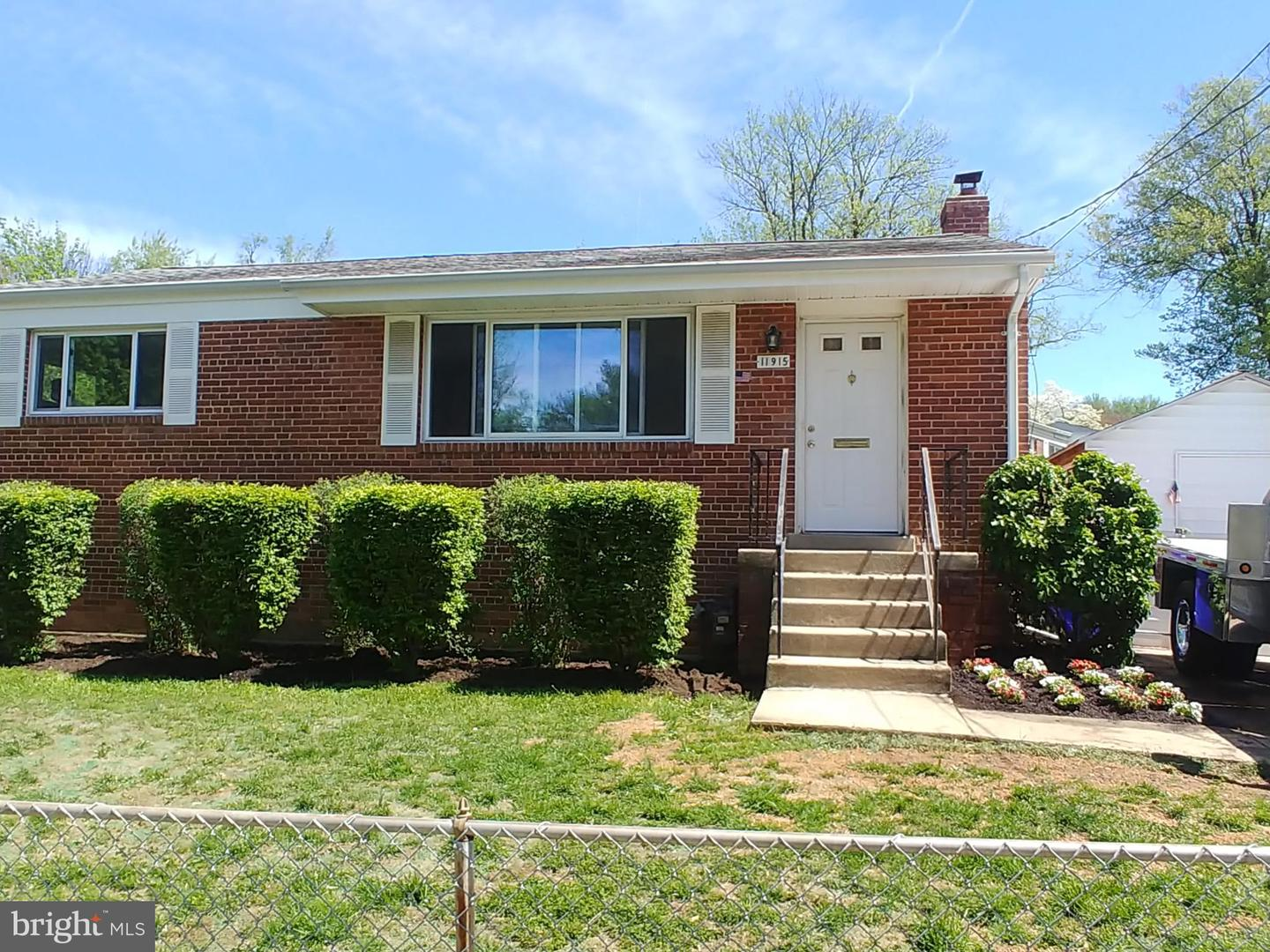 Single Family for Sale at 11915 Ivanhoe St 11915 Ivanhoe St Silver Spring, Maryland 20902 United States