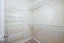 Walk-in closet in 2nd BR - 851 N GLEBE RD #320, ARLINGTON