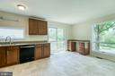 Kitchen - 2134 AQUIA DR, STAFFORD
