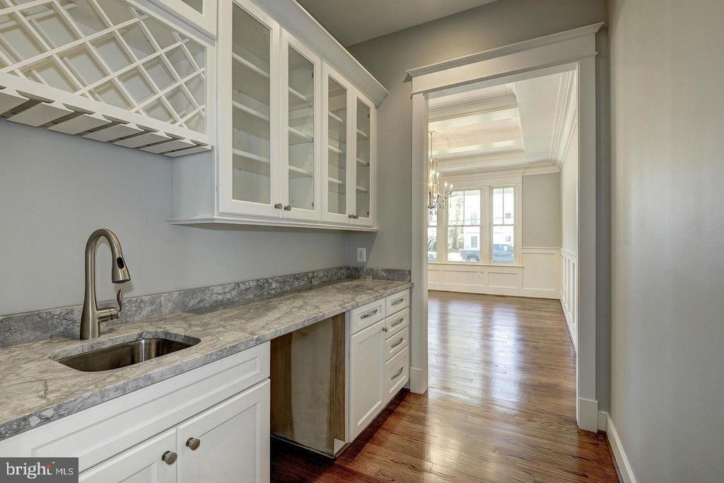 Butlers Pantry - 7316 REDDFIELD CT, FALLS CHURCH