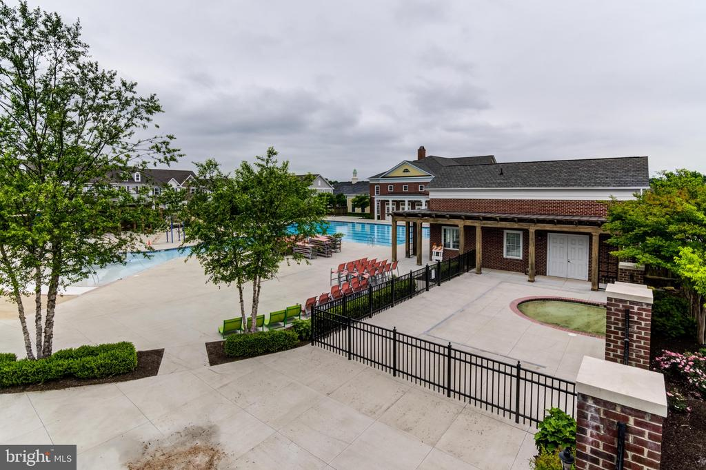 Pool Area - 7141 DURRETTE RD, RUTHER GLEN
