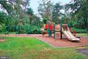 walk to park - 1240 TITANIA LN, MCLEAN