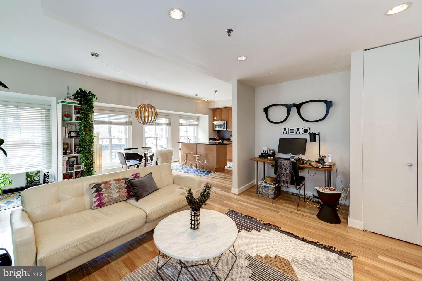 Single Family for Sale at 675 E St NW #500 675 E St NW #500 Washington, District Of Columbia 20004 United States