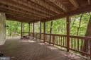 Large patio - 43266 MEADOWOOD CT, LEESBURG