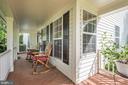 Stunning wrap porch - 43266 MEADOWOOD CT, LEESBURG
