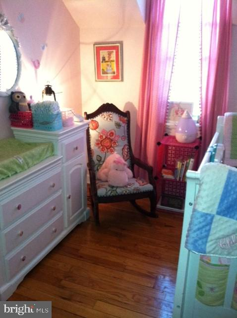 2nd bedroom set up for baby girl - 4668 36TH ST S #B, ARLINGTON