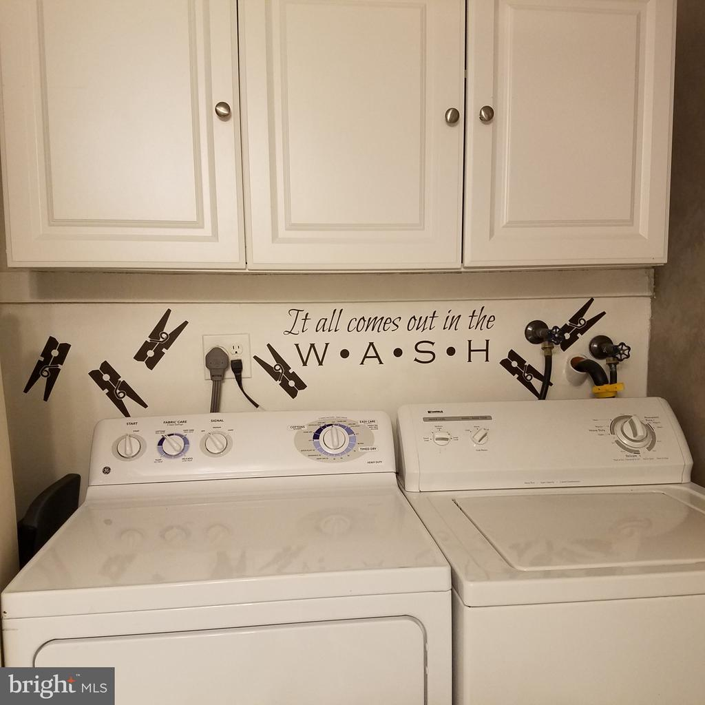 Full size washer / dryer - 4668 36TH ST S #B, ARLINGTON
