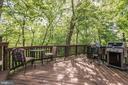 Woods & stream in your backyard views - 43266 MEADOWOOD CT, LEESBURG