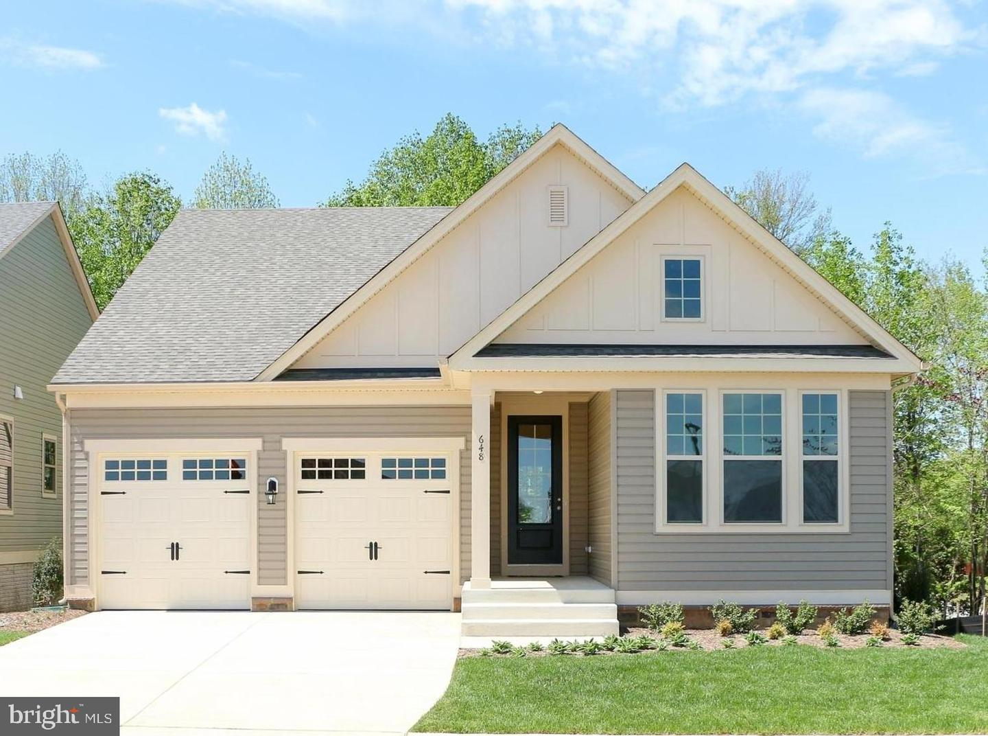 Single Family for Sale at 648 Crab Apple Dr Stafford, Virginia 22554 United States