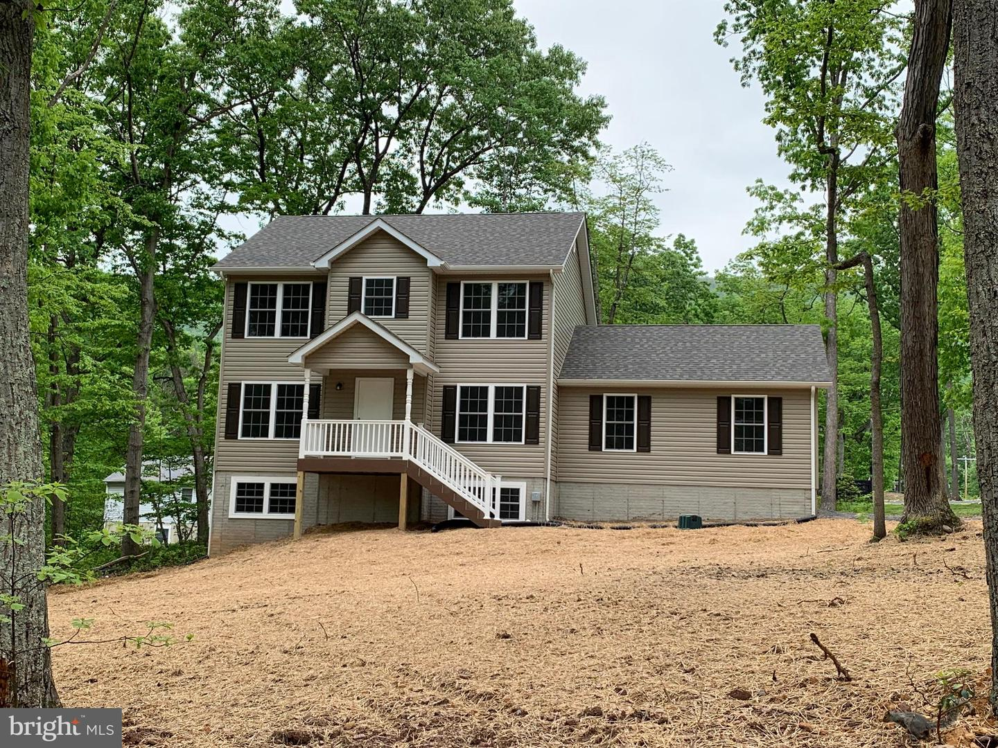 Single Family for Sale at 1-T Tomahawk Trl 1-T Tomahawk Trl Winchester, Virginia 22602 United States